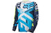 Fox Demo jersey lange mouwen Heren blauw/wit